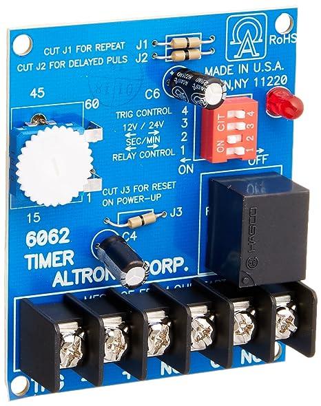 Altronix Digital Timer 6062 on