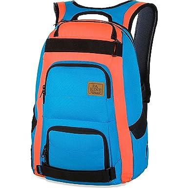 661d554ee0d1b Dakine DUEL Blau-Orange 8130020-3650 Rucksack Schulrucksack Daypack  Backpack Tagesrucksack Ranzen Schulranzen 26