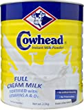 Cowhead Full Cream Instant Milk Powder, 2.5kg