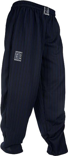Pumper Pantalon S M L XL XXL XXXL Royal Bleu Bodybuilding Pantalon Gym pantalon de Sport