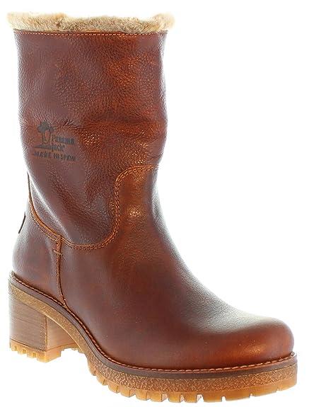 e2411f9a Botas de Mujer PANAMA JACK PIOLA B8 NAPA GRASS CUERO Talla 38: Amazon.es:  Zapatos y complementos