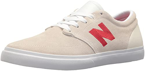 New Balance Sneakers Numeric Skateboarding BlancRouge