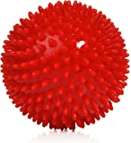 Starwood Sports Spiky Massage Ball Rollers and Lacrosse Balls for Myofascial Release and Trigger Point Therapy - Choose a Set or Single Ball