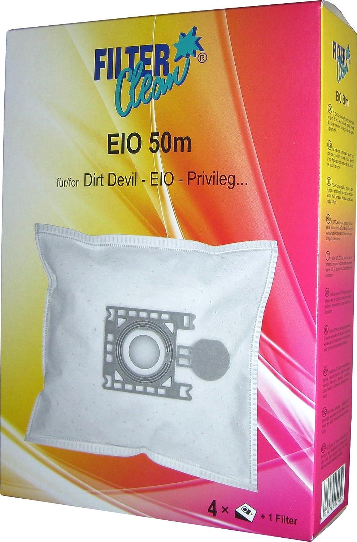 Serie Varia 20 Staubsaugerbeutel passend für EIO Pro Edition