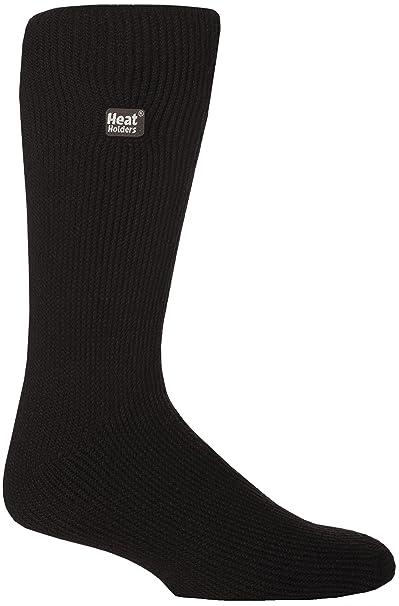 HEAT HOLDERS Calcetines térmicos para hombre SockShop, 6 - 11 - negro: Amazon.es: Ropa y accesorios