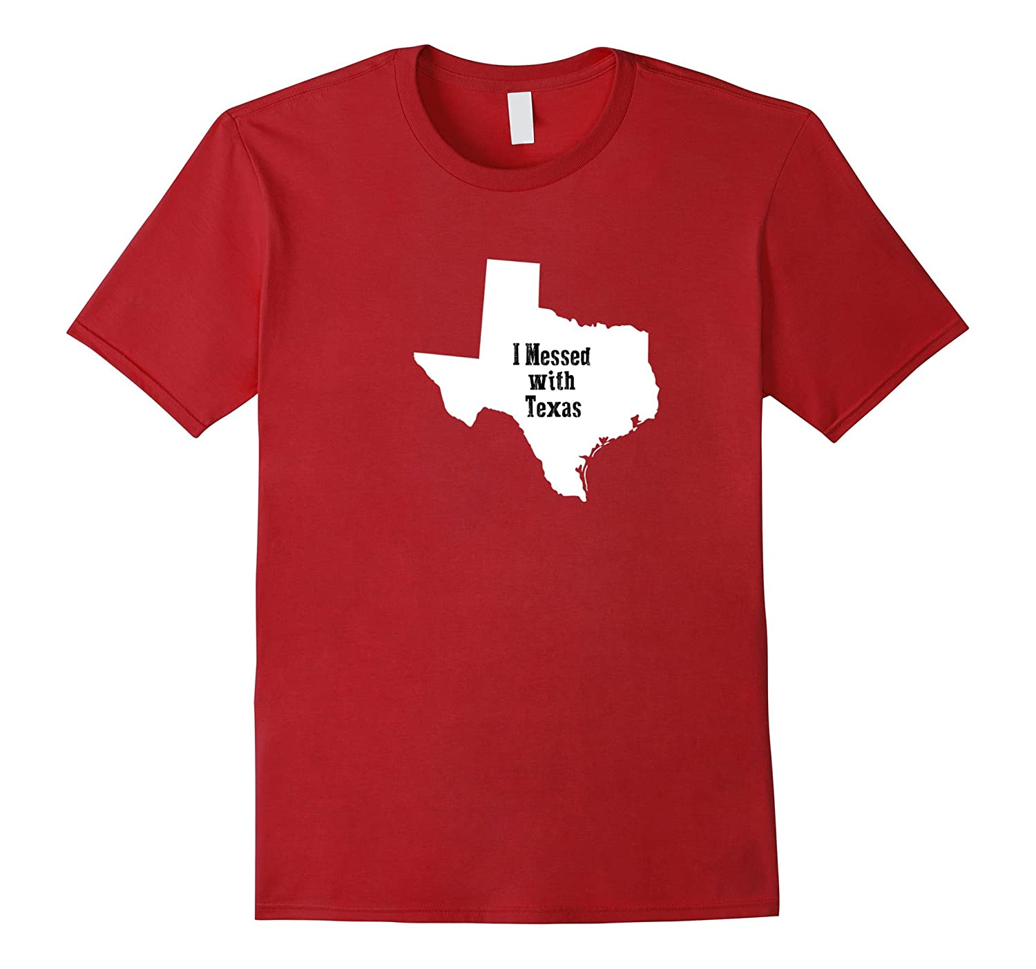 i messed with texas t shirt tee goatstee