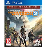 Division 2 Washington D. C Edition for PS4 (PS4)