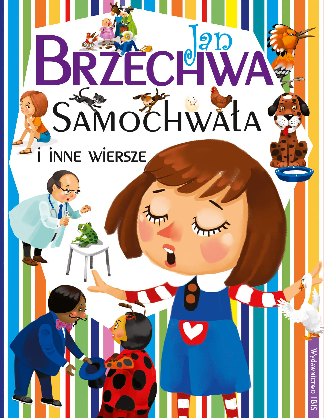 Samochwala I Inne Wiersze Amazoncouk Jan Brzechwa