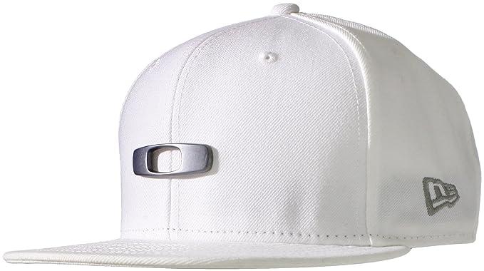 Oakley Hombre Metal Gascan O-justable - Gorra de béisbol: Amazon ...