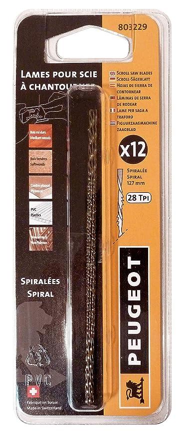 Draper 24433 Fretsaw Blade Clamp Holder Set for 89334