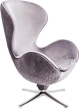 Lounge Maison Design Pivotant Kare GrisCuisineamp; Fauteuil WEHYeDI92