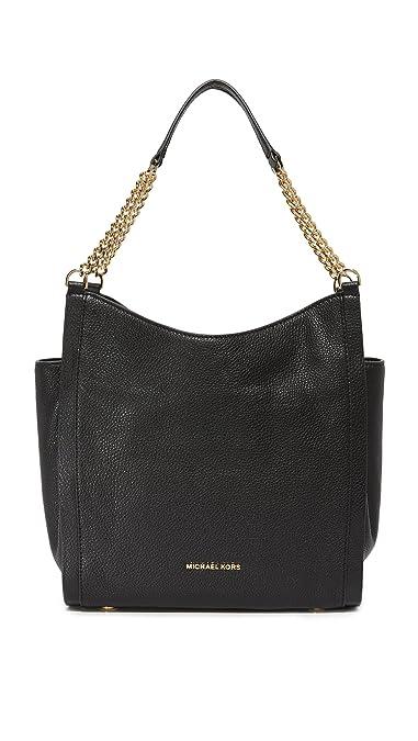 0b862b03a335 Amazon.com  MICHAEL Michael Kors Women s Newbury Hobo Bag