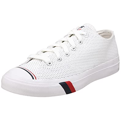 pro-keds mens court king leather sneaker