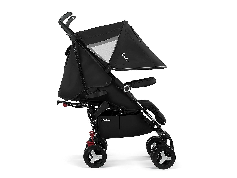 Silver Cross - Silla de Paseo Reflex negro: Amazon.es: Bebé