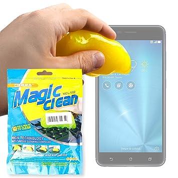 DURAGADGET Potente Gel Limpiador para Smartphone ASUS Zenfone 4 ...