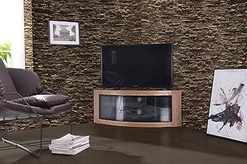 Centurion Supports Pangea - Mueble curvado para televisor de 32 a 55 pulgadas: Amazon.es: Electrónica
