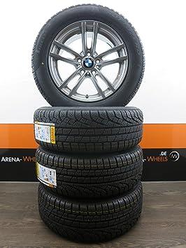 BMW X3 F25 X4 F26 17 pulgadas Llantas Neumáticos de invierno ruedas Invierno Tapicería Rial nuevo