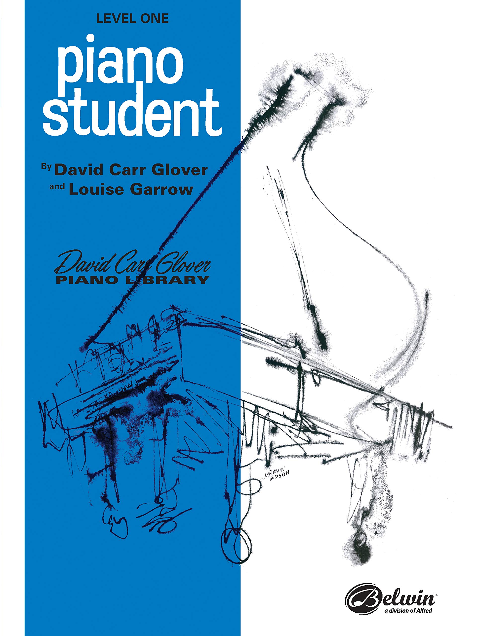 Piano Duets, Level 1 (David Carr Glover Piano Library)