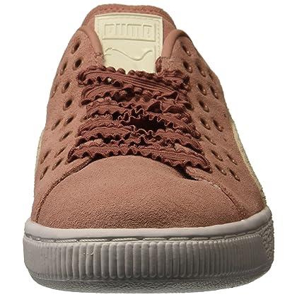 3058df53b8de29 PUMA Women s Suede XL Lace Wn Sneaker