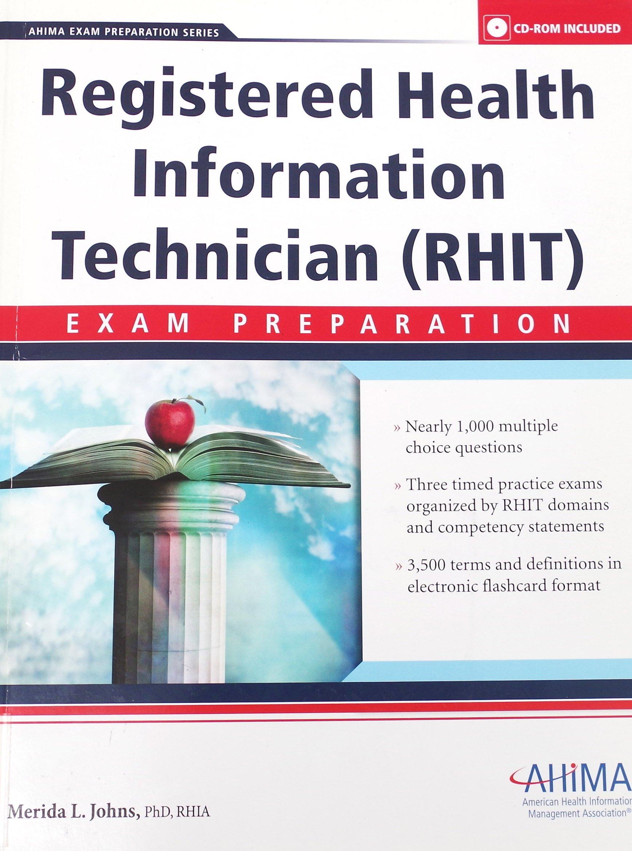 Registered Health Information Technician Rhit Exam Preparation
