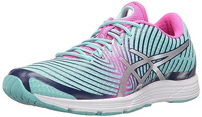 ASICS Women's Gel-Hyper Tri 3 Running Shoe, Aqua Splash/Silver/Indigo