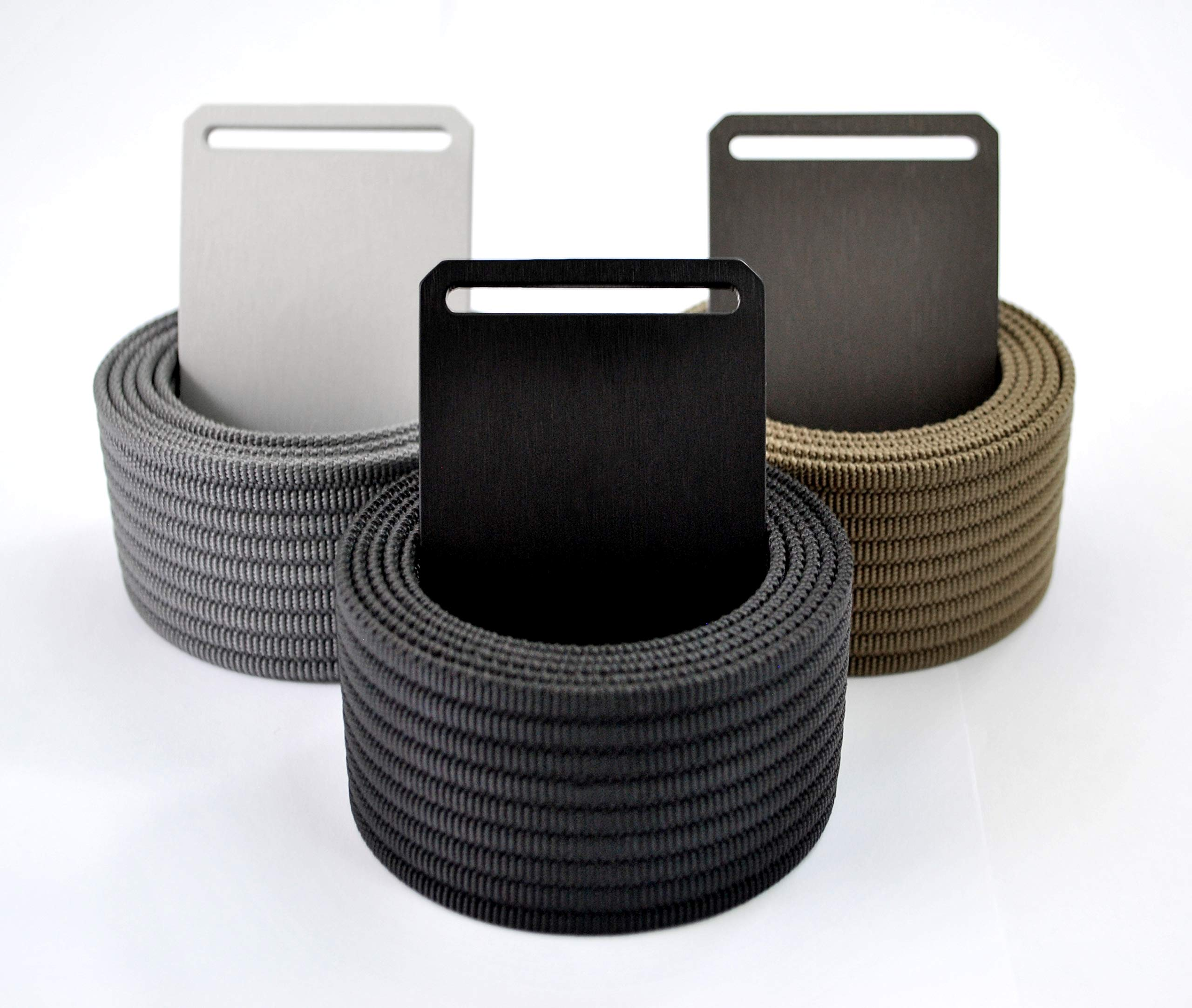 Men's Web Belt GRIP6 (44in Classic Pack w/Hanger)