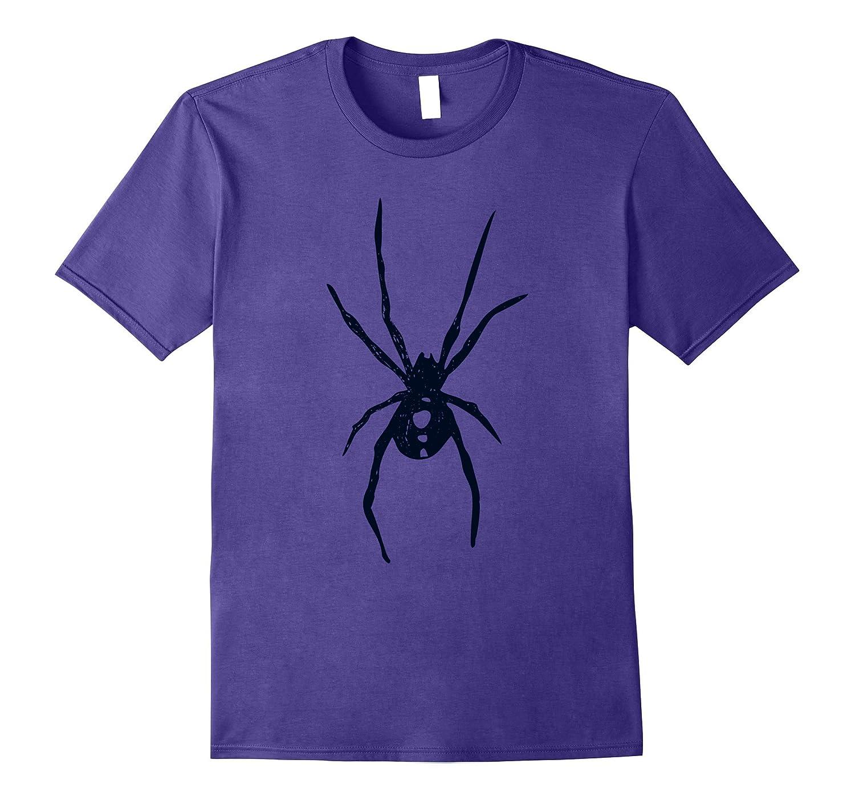 Halloween Spider T-Shirt-FL