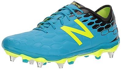12da734430769 New Balance Men's Visaro 2.0 Pro SG Soccer Shoe, Maldives/hi lite, 6.5