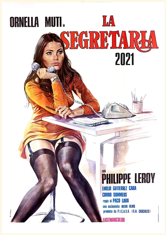 Film Noir Detective Vintage Movie Poster M456 12 pages A4 2021 Wall Calendar