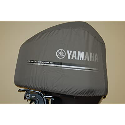 Yamaha OEM Heavy-Duty 4.2L Offshore Outboard Motor Cover MAR-MTRCV-F4-2L: Sports & Outdoors