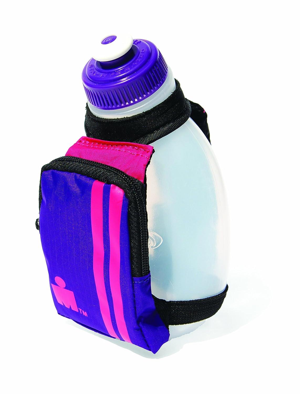 FuelBelt Ironman Collection Sprint Palm Holder, Pink/Purple, One Size 3058