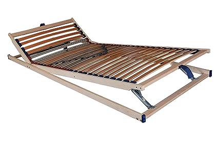 Flexa-Form Matratzenmanufaktur – Somier Marco 120 x 200 31 KF para colchón con listones