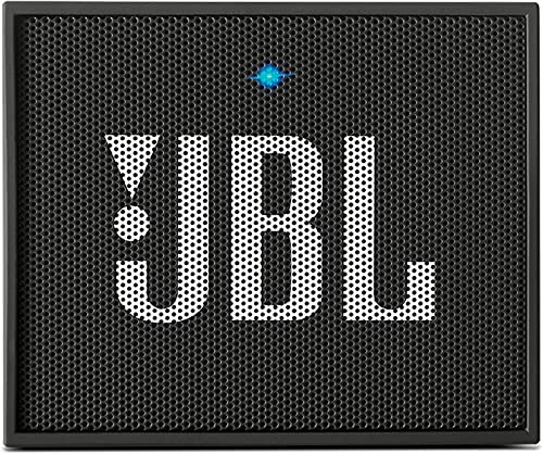 JBL GO Portable Wireless Bluetooth Speaker W A Built-in Strap-Hook Black