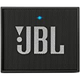 JBL GO Portable Wireless Bluetooth Speaker with Mic (Black)