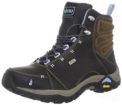 Ahnu Womens Montara Boot Hiking Boot      Smokey Brown      65