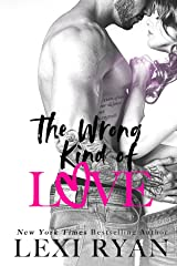 The Wrong Kind of Love (The Boys of Jackson Harbor Book 1) Kindle Edition