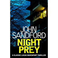 Night Prey: Lucas Davenport 6