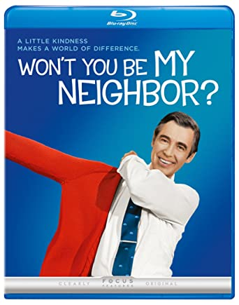 Amazon Com Won T You Be My Neighbor Blu Ray Fred Rogers Morgan Neville Movies Tv