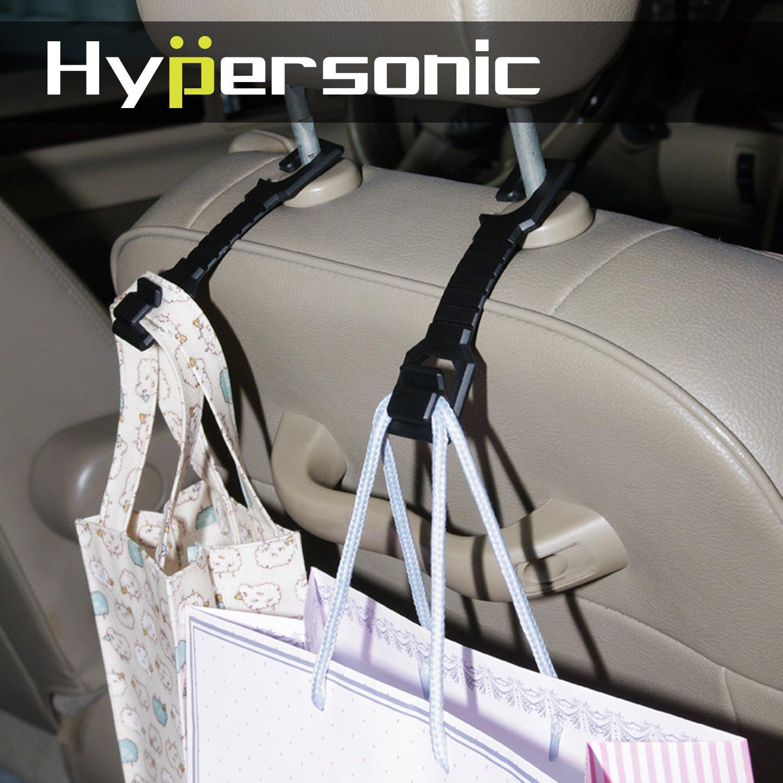 Hypersonic Hp2549 Praktische Universelle Halterungen Haken Wiring Diagram Daihatsu Luxio Taschenhalter Zur Installation Auf Vorder Oder Rckseite Der Kopfsttze Fr Alle