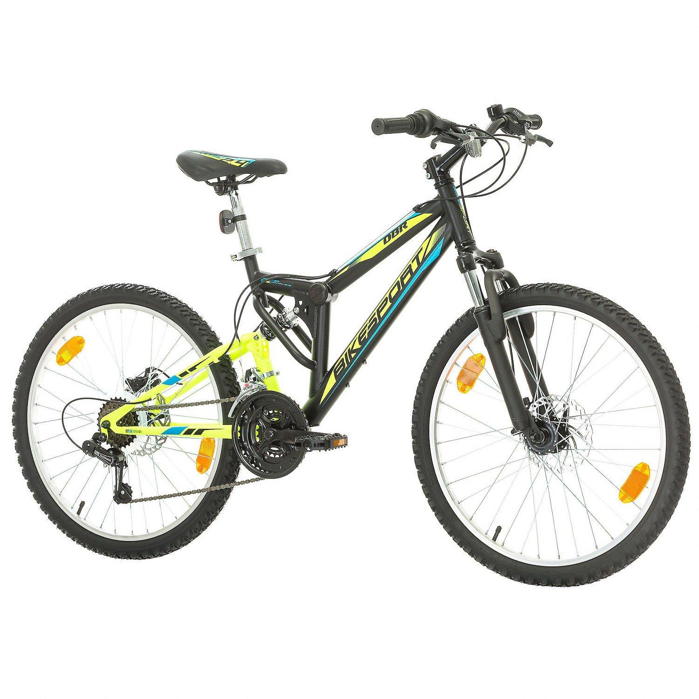 Bikesport Parallax bicicleta de montaña