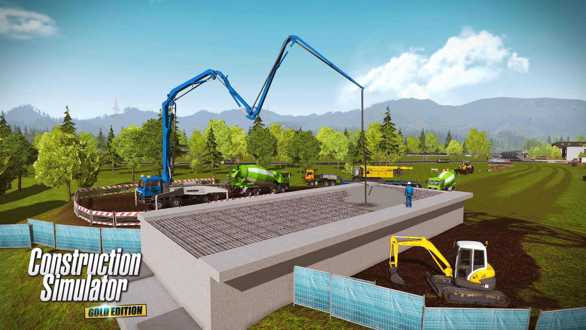 Construction Simulator: Gold-Edition [PC Code - Steam