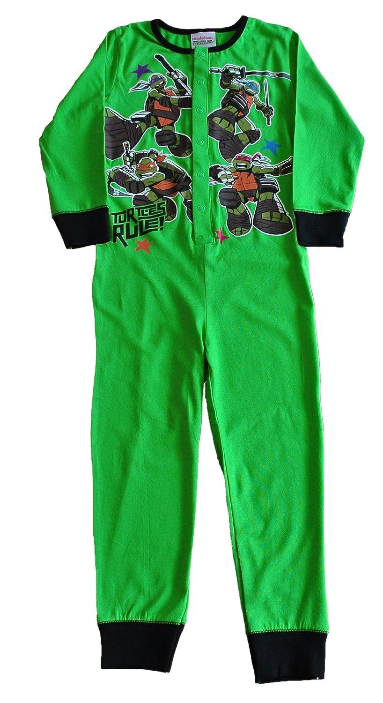 Teenage Mutant Ninja Turtles pijama - 4 permiten el paso de ...