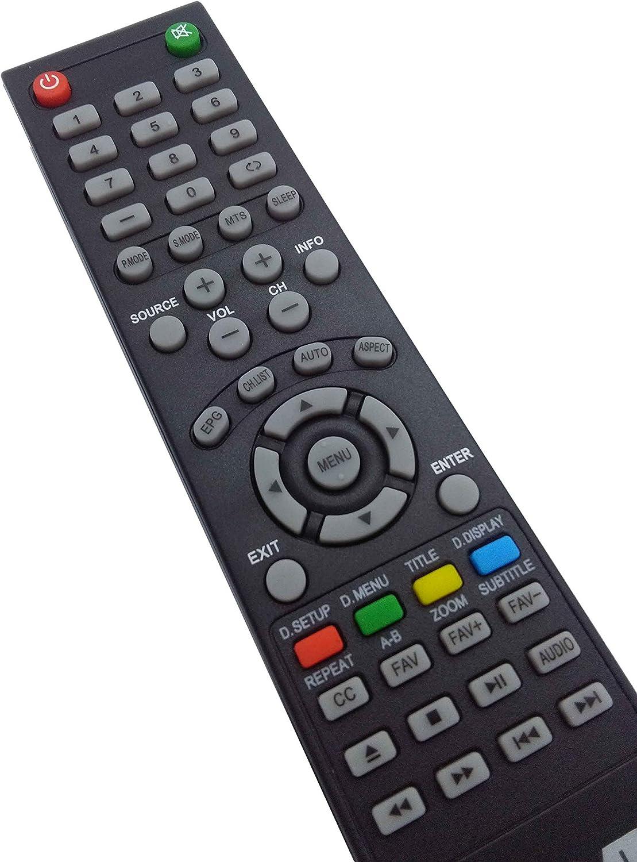 Remote Control Marca Nuevo Mando a Distancia Mando a Distancia para RCA LED LCD TV: Amazon.es: Electrónica