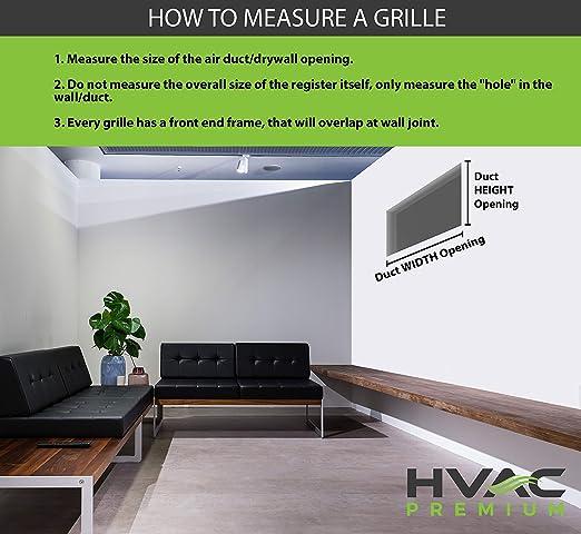 Crown Automotive Interior Floor Duct HVAC
