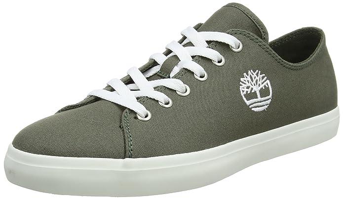 Timberland Newport Bay Canvas, Zapatos de Cordones Oxford Para Hombre:  Amazon.es: Zapatos y complementos