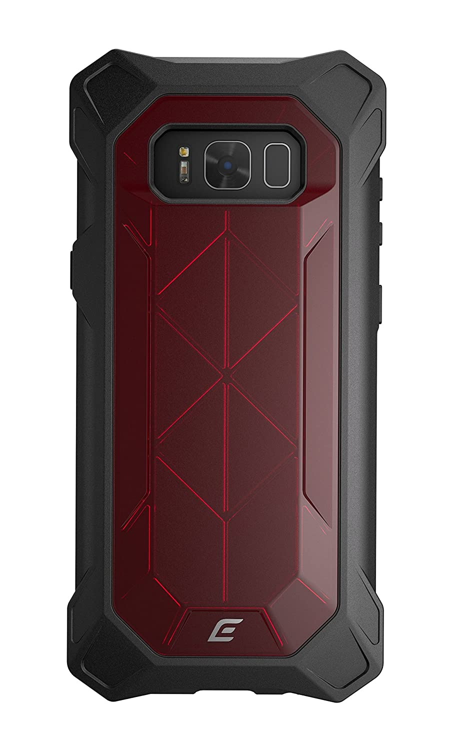 best service 377a4 c3224 Element Case REV Drop Tested Case for Samsung Galaxy S8+ - Red