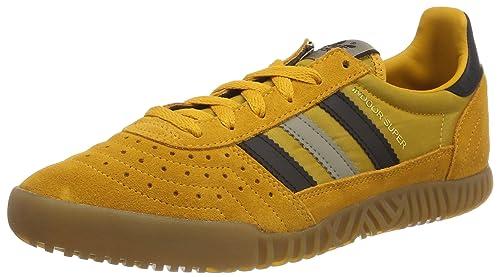 Adidas Originals Indoor Super, Tactile Yellow Core schwarz Trace Cargo