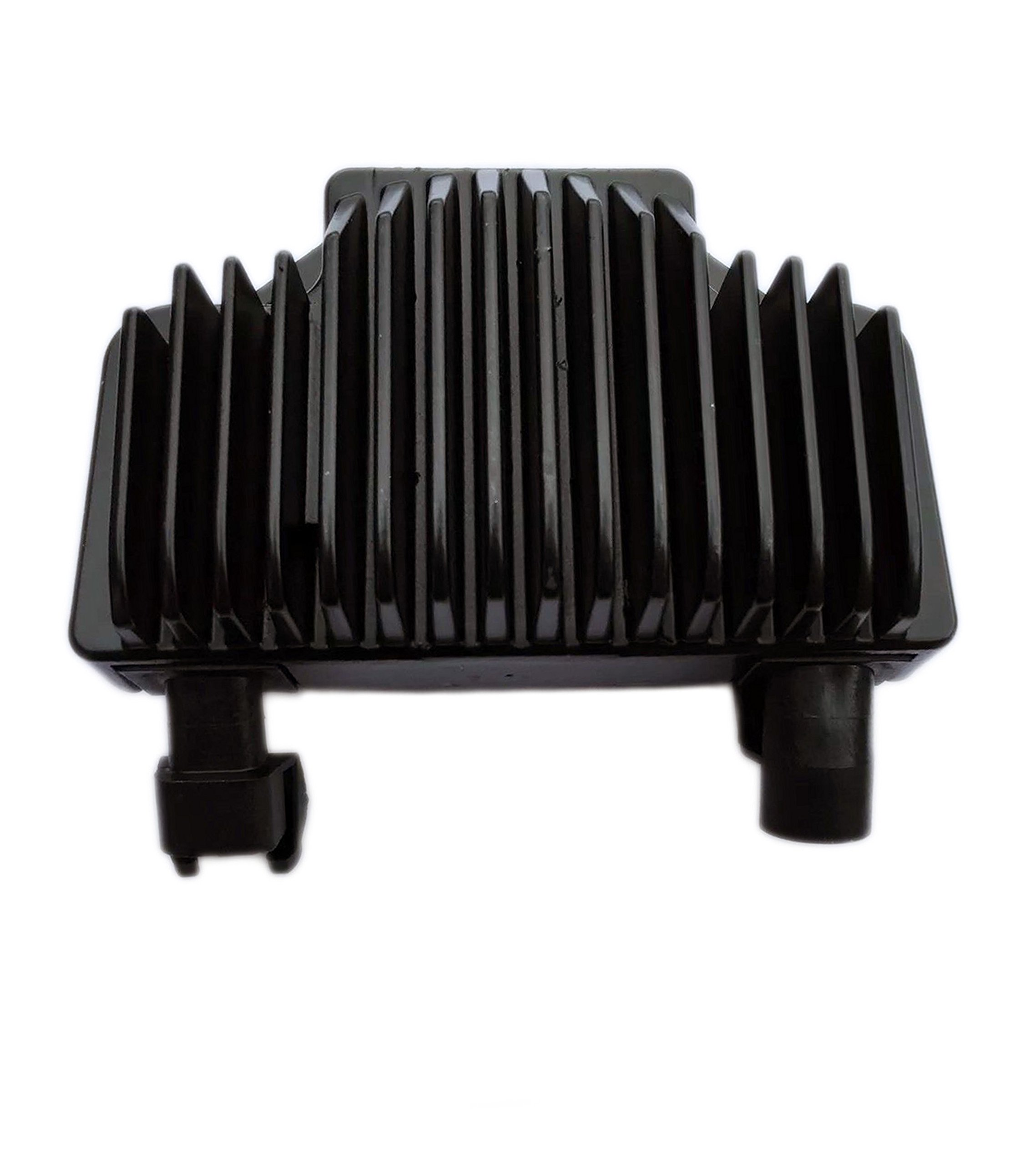 New Voltage Regulator Rectifier For Harley Davidson Dyna Replaces 74631-08A 74631-08, H3108 Black by EMS Global Direct