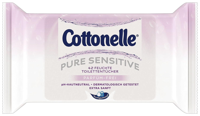 Cottonelle Feucht Sensitiv Nachfüller, 56Stück 56Stück 45532