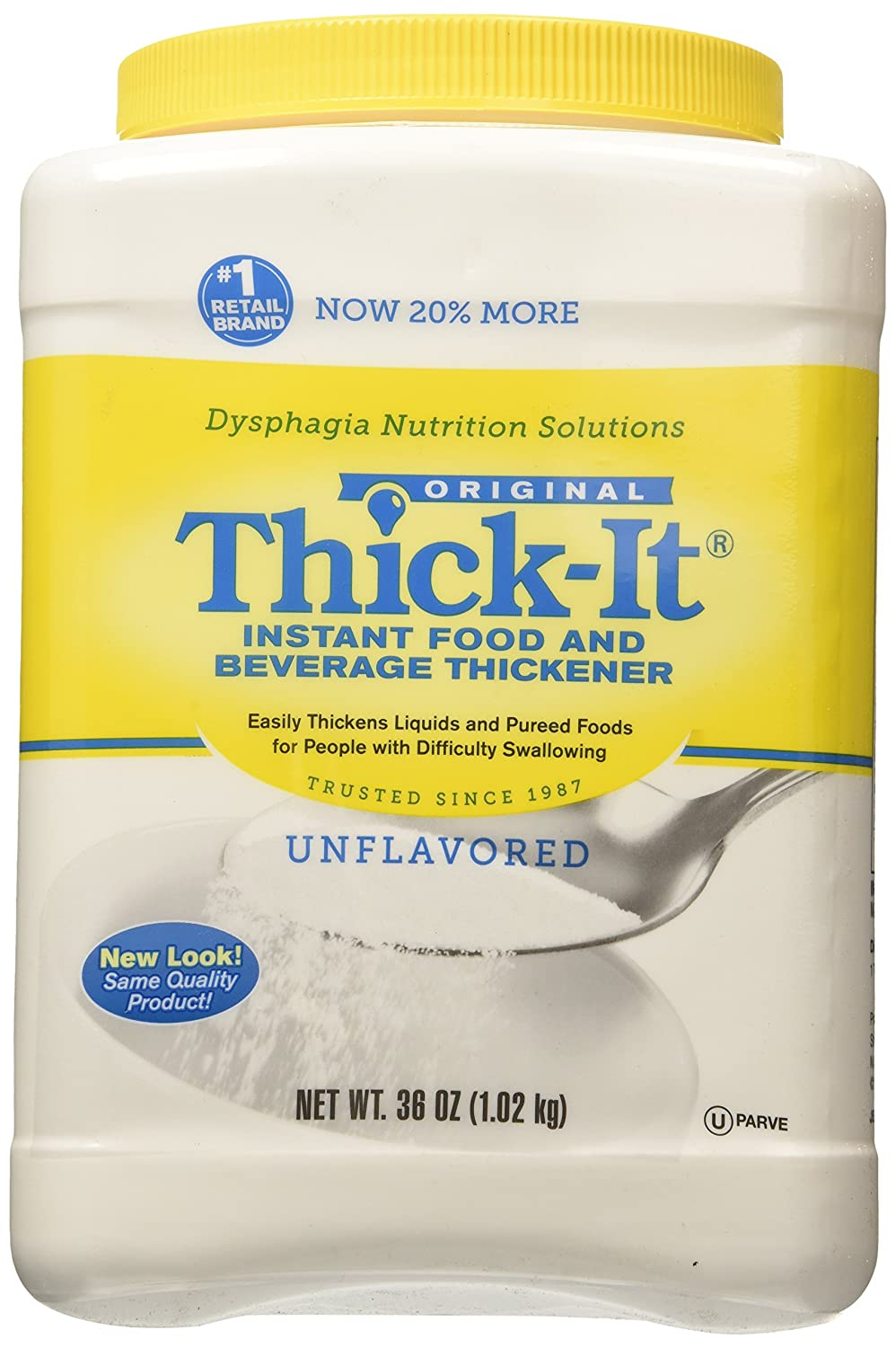 Thick-it Original Instant Food Thickeners, 36 Ounce : 1 Each